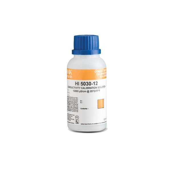HI5030-12 12880 µS/cm Conductivity Standard (120mL)