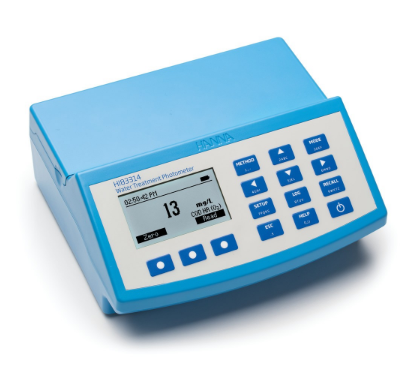 HI83314-02 Multiparameter Photometer, COD & pH for Waste Water Treatment Analysis