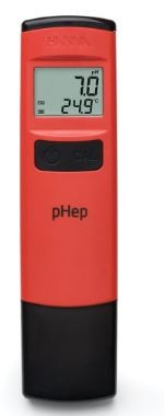 HI98107 Waterproof Pocket pH Tester with 0.1 Resolution - pHep®