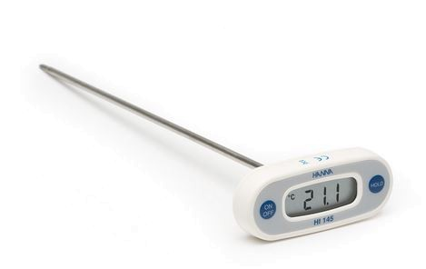 HI 145-20 Thermometer (°C) with T-shaped (300mm)
