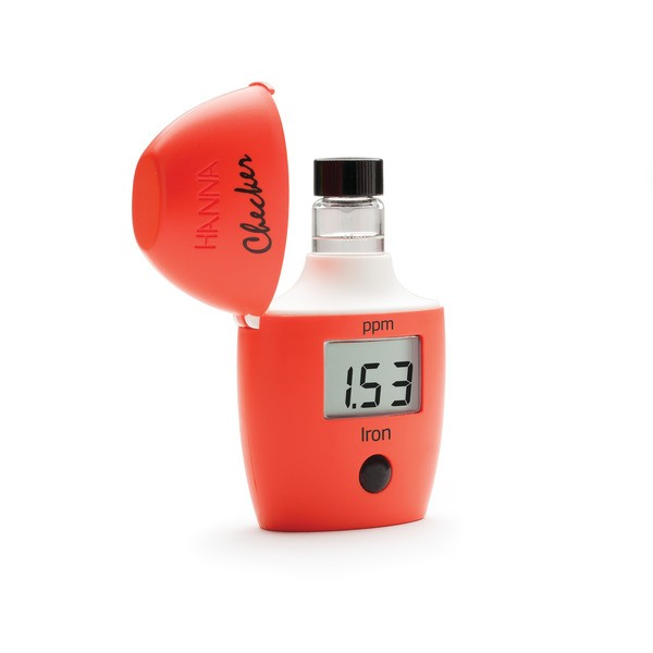 HI721 | Iron Checker HC® Colorimeter (0.00 to 5.00 ppm ) mg/L