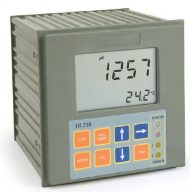 Hi710221 2 Conductivity And Tds Digital Controller With