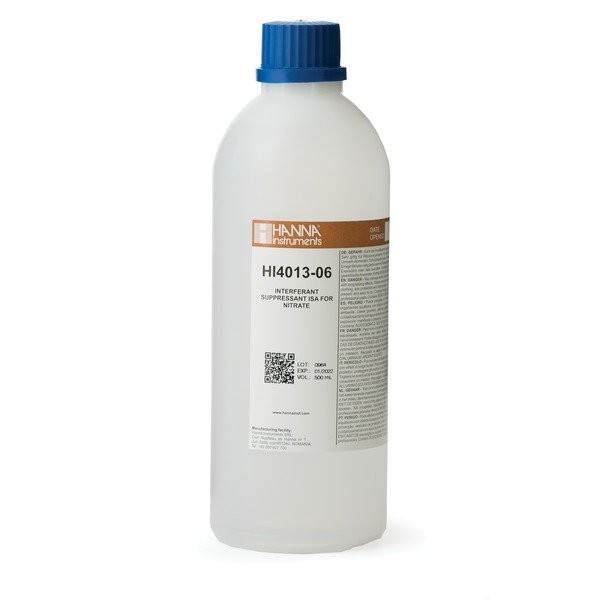 HI4013-06 Interferent Suppressant ISA (ISISA) for Nitrate ISE's