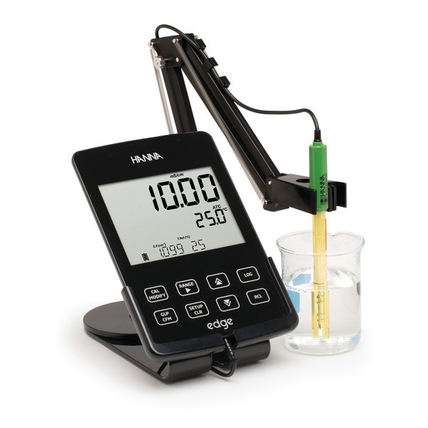 HI2030-02 edge® Multi-Parameter EC/TDS/Salinity Meter