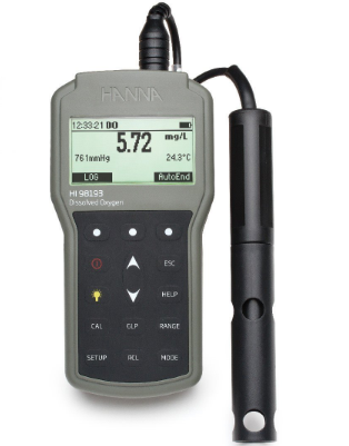 HI98193 | Waterproof Portable Dissolved Oxygen and BOD Meter