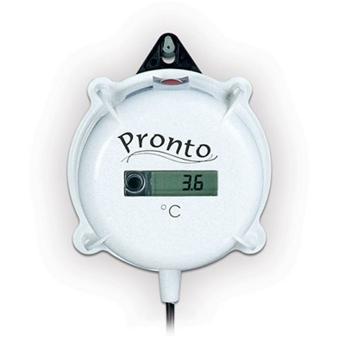 HI146-99 Pronto Waterproof Wall-Mounted Precision Thermometer (°C)