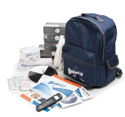 HI3817BP CTK Backpack Lab Water Quality Education Kits