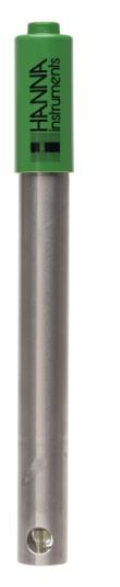 HI12973 Titanium Body pH/ORP Electrode for Water Treatment Analysis with Quick DIN Connector